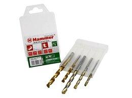 Для дрелей, шуруповертов и гайковертов - Набор сверл Hammer 202-906 DR No6, 0