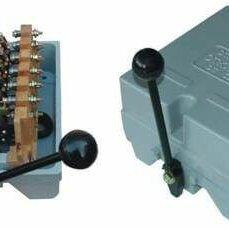 Для железнодорожного транспорта - Командоконтроллер ККП-1110, 0