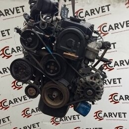 Двигатель и топливная система  - Двигатель Hyundai Getz, Accent G4EA 1.3л 82 лс, 0