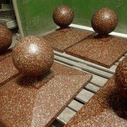 Железобетонные изделия - Колпаки из бетона, 0