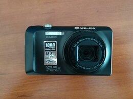 Фотоаппараты - Фотоаппарат Casio ex-h30 16.1 мегапикселей, 0