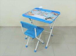 Столы и столики - Набор мебели С азбукой в кругу друзей КНД4П/1…, 0