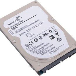 Внутренние жесткие диски - Жёсткий диск Seagate 500 ГБ, 0