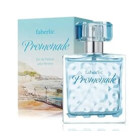 Парфюмерия - Парфюмерная вода Фаберлик Проминад, 0