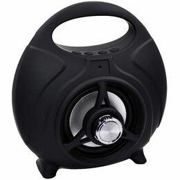 Акустические системы - Колонка портативная WL-136 черный, 0