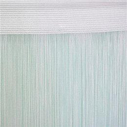 Шторы - Шторы нити Portgallery однотонные белые плотные 3х2.85м, 0