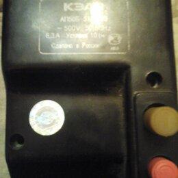 Защитная автоматика - Выключатель автоматический АП50Б-3МТ-6.3А-10Iн-У, 0