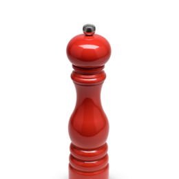 Солонки, перечницы и ёмкости для специй - Мельница Paris Peugeot для соли 22 см, красный лак (31053), 0