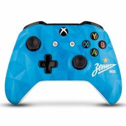 Игровые приставки - Геймпад Xbox One кастомный RAINBO (разные цвета), 0
