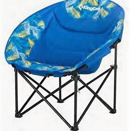 Походная мебель - Кресло складное KING CAMP  (cталь) 3816 Moon Leisure Chair , 0