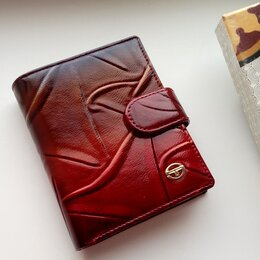 Кошельки - Женский бумажник из натур. кожи Sergio Tacchini, 0