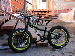 Велосипеды - Велосипед Фэтбайк детский Trinx , 0