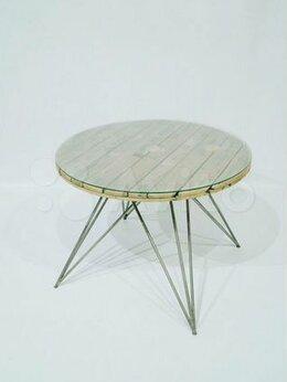Столы и столики - обеденный круглый стол , 0