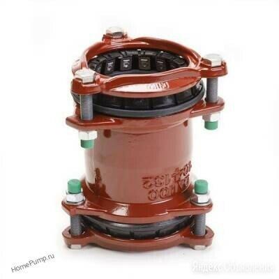Муфты MULTI/JOINT +GF+ по цене 7000₽ - Водопроводные трубы и фитинги, фото 0