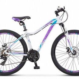 Велосипеды - Горный женский велосипед Stels Miss 7500 MD 27.5, 0