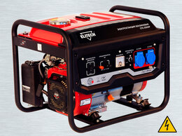 Электрогенераторы - Генератор бензиновый Elitech СГБ 2500Р, 0