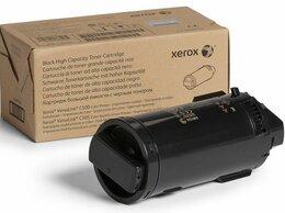 Картриджи - Картридж Xerox 106R03483 Желтый Оригинал (Новый), 0