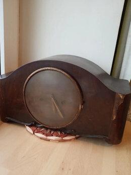 Часы настольные и каминные - Старинные часы, каминные. Германия. С боем., 0