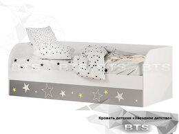 Кровати - Кровать Звездное детство КРП-01, 0