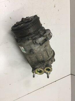 Отопление и кондиционирование  - Компрессор кондиционера (Jaguar XJ), 0