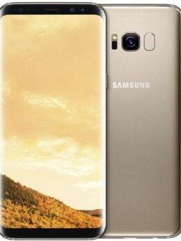 Мобильные телефоны - Samsung Galaxy S8+ 64Gb SM-G955F Желтый топаз…, 0