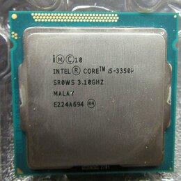 Процессоры (CPU) - Intel Core i5 3350 LGA 1155 LGA1155 4ядра 3.3Ггц, 0