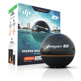 Прочие принадлежности - Беспроводной эхолот Deeper Smart Fishfinder 3.0, 0