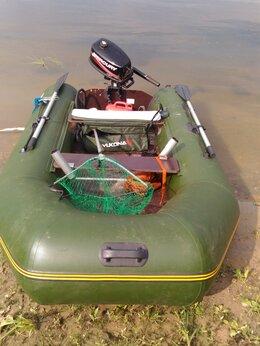 Моторные лодки и катера - лодка пвх + мотор, 0