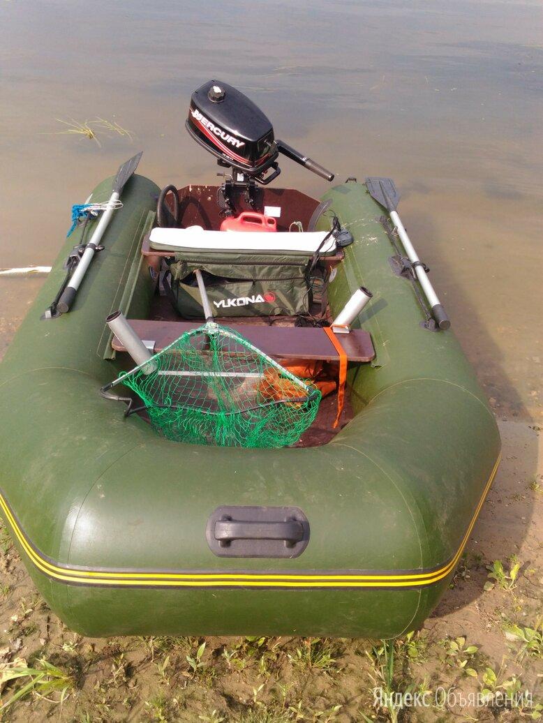 лодка пвх + мотор по цене 59000₽ - Моторные лодки и катера, фото 0