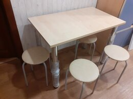 Мебель для кухни - Стол и табуреты., 0