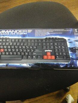 Клавиатуры - Клавиатура для ПК perfeo pf-06, 0