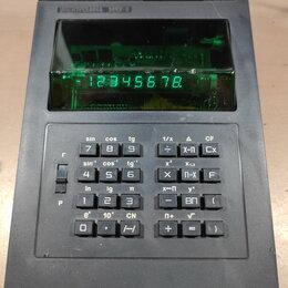 Калькуляторы - Калькулятор «Электроника МКУ-1» (СССР) , 0