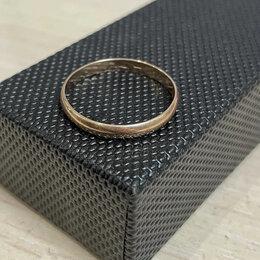 Кольца и перстни - Кольцо обручальное , 0