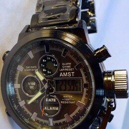 Наручные часы -  Часы Армейские AMST 3003, 0