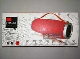 Портативная акустика - Колонка портативная T&G 109, 0