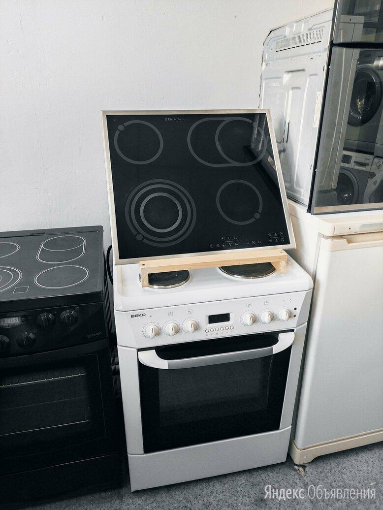 Встраиваемая электрическая панель Electrolux EHS6651 X по цене 9500₽ - Плиты и варочные панели, фото 0