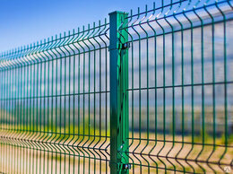 Заборы и ворота - Забор 3d, 0