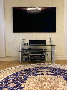 Полки, стойки, этажерки - Стеклянная полка под телевизор. , 0