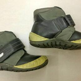 Ботинки - Ботинки детские теплые, 22 размер, 0