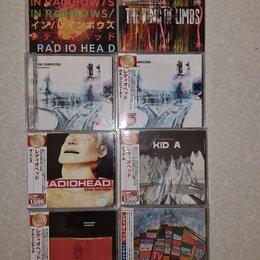 Музыкальные CD и аудиокассеты - Radiohead, 0