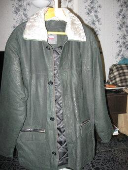 Куртки - Куртка натуральная кожа, натуральный мех (…, 0