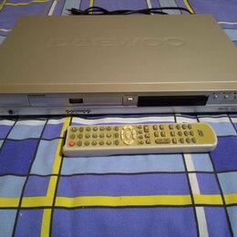 DVD и Blu-ray плееры - DVD плеер + микрофон, 0