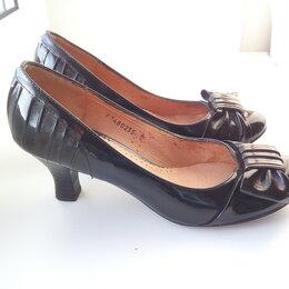 Туфли - Туфли Conni натуральная кожа лакированные р. 35, 0