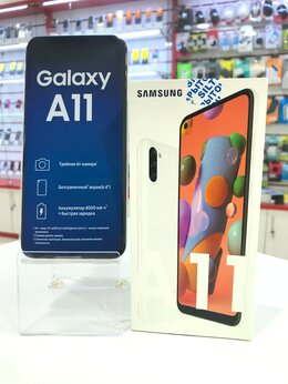 Мобильные телефоны - Samsung Galaxy A11 32Gb White, 0