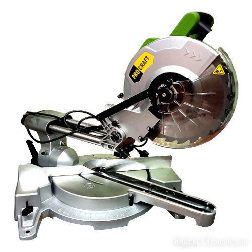 Торцовочная пила Procraft PGS2600 по цене 16000₽ - Пилы, ножовки, лобзики, фото 0