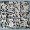 Игрушки из фанеры по цене 250₽ - Рукоделие, поделки и сопутствующие товары, фото 0