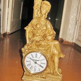 Часы настольные и каминные - Часы Каминные Chronoswiss Company AVA, Швейцария, 1958 г., 0