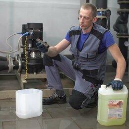 Отопительные системы - GTphos - Средство для промывки теплообменников, котлов, систем отопления , 0