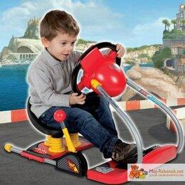 Развивающие игрушки - Прокат. Детский автотренажер руль, 0