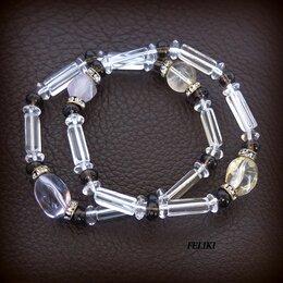 Браслеты - 💖 Браслеты из камней, браслет из кварца, 0